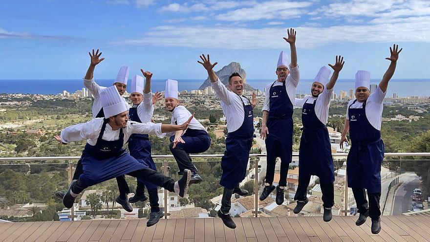 Las estrellas Michelin de la provincia de Alicante vuelven a brillar