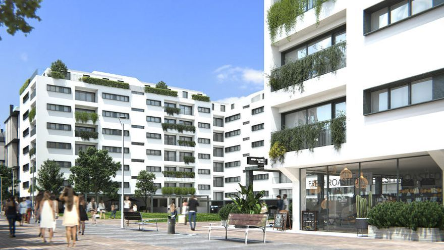 Novolérez II, el complejo residencial del futuro