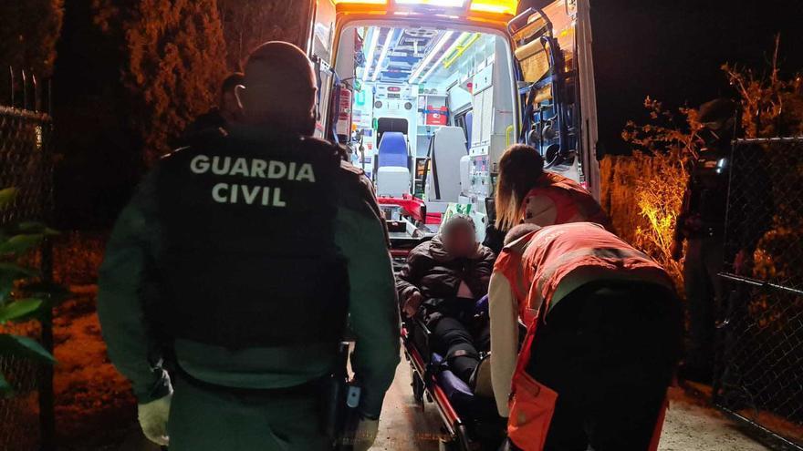 La Guardia Civil salva a una mujer a punto de morir asfixiada por los gases de un generador en su casa de Sencelles
