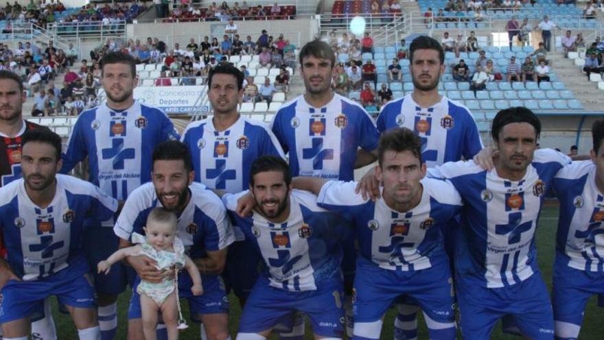El Lorca Deportiva se la jugará con el Alcobendas
