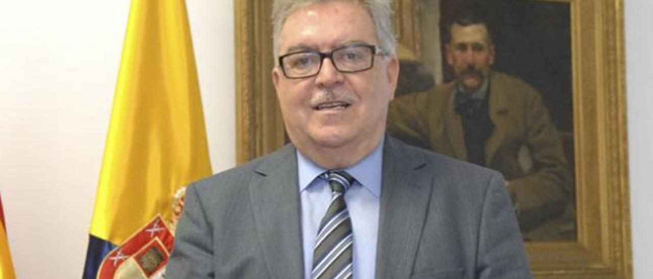 Bravo sostiene que el PP veta su candidatura por defender a Gran Canaria