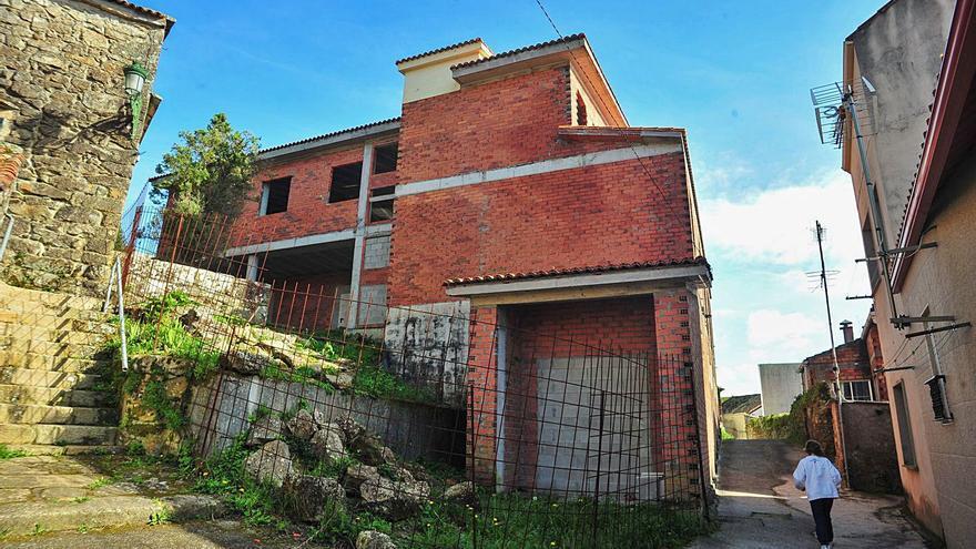 Alojamiento en Carril para los peregrinos del Xacobeo