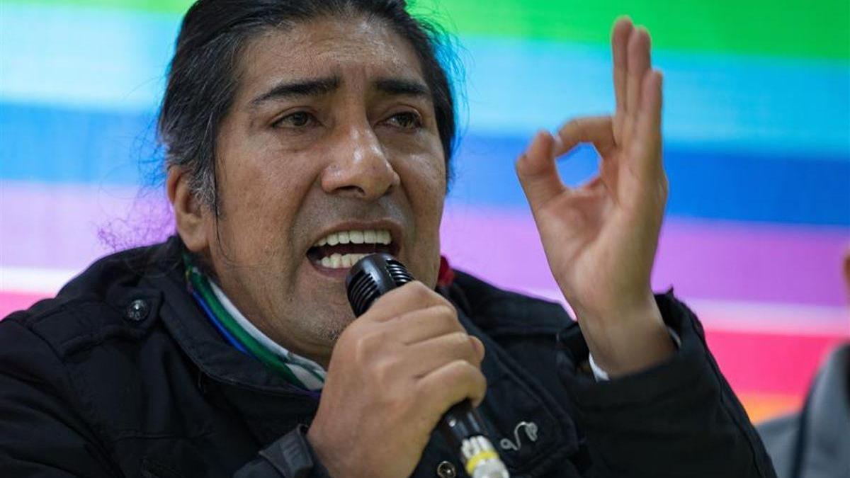 El movimiento indígena marcha hacia Quito bajo sospechas de fraude en las urnas