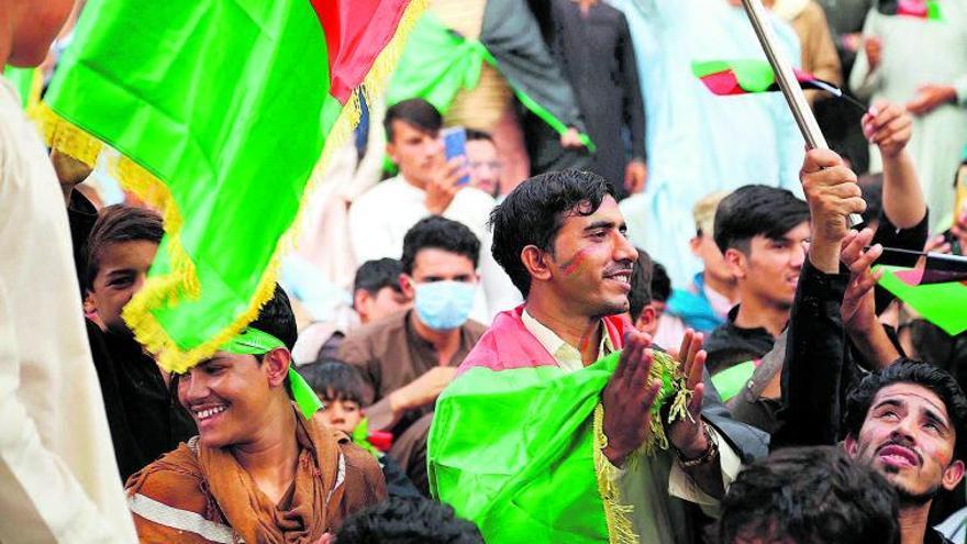 Els talibans reprimeixen de manera violenta la resposta al seu nou règim