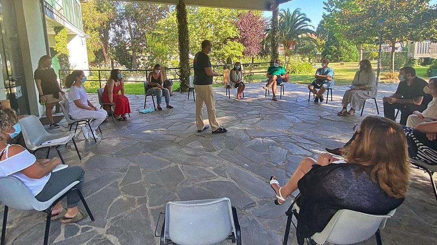 La ONG Refugees Welcome se presenta en Culleredo
