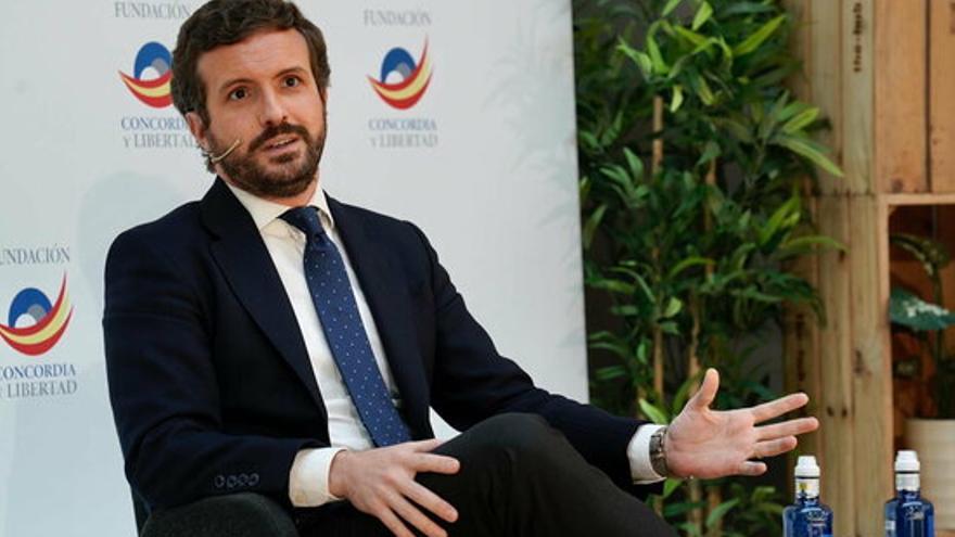 El PP recorrerà al Suprem contra els indults i Casado també ho farà a títol individual