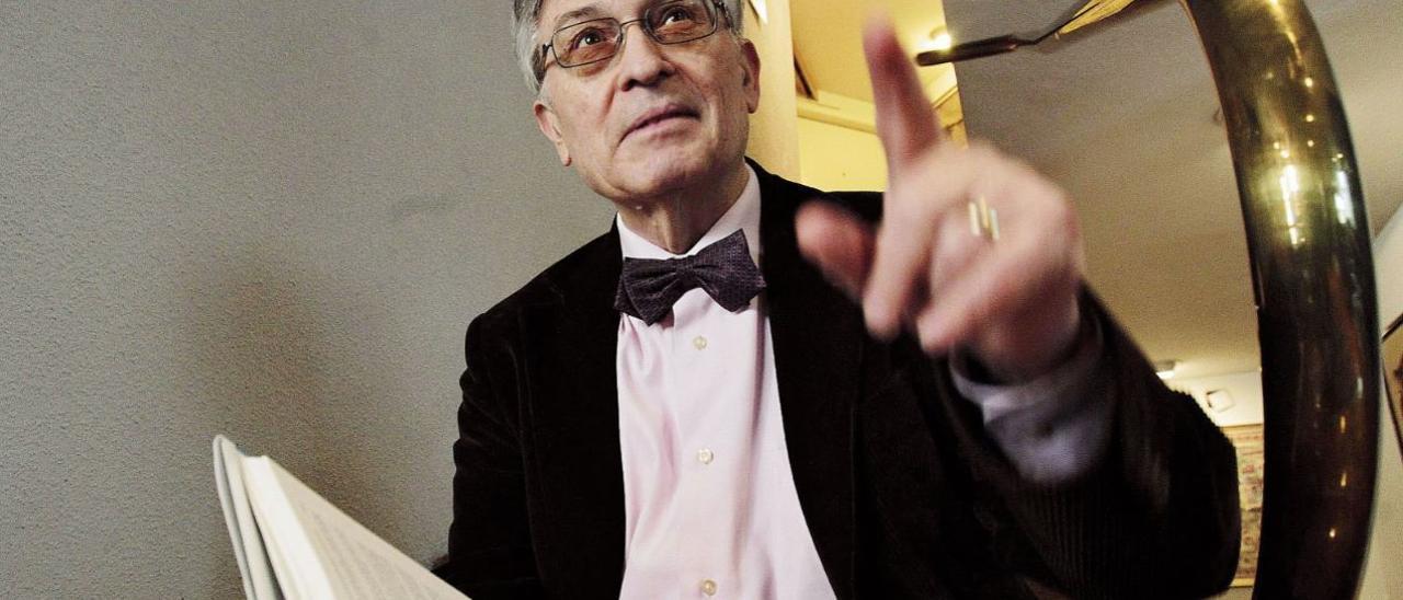 Ángel Viñas, historiador y autor de «El gran error de la República».