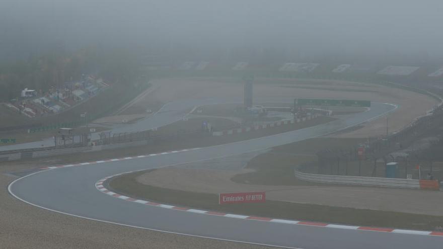 El mal tiempo obliga a anular los libres de Nürburgring