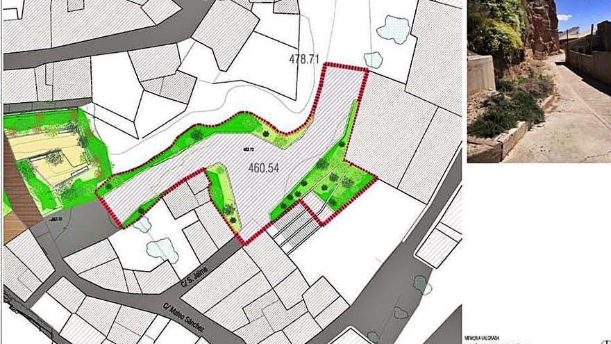 Avanza la renovación de redes y pavimento de la calle Castillo