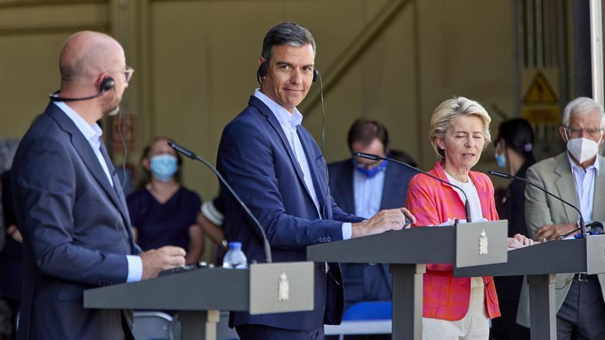 Sánchez defiende la respuesta del Gobierno en la crisis de Afganistán