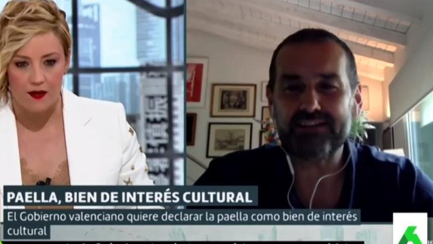 """Robin Food: """"Los valencianos hacen fallas horrorosas y una paella minimalista"""""""