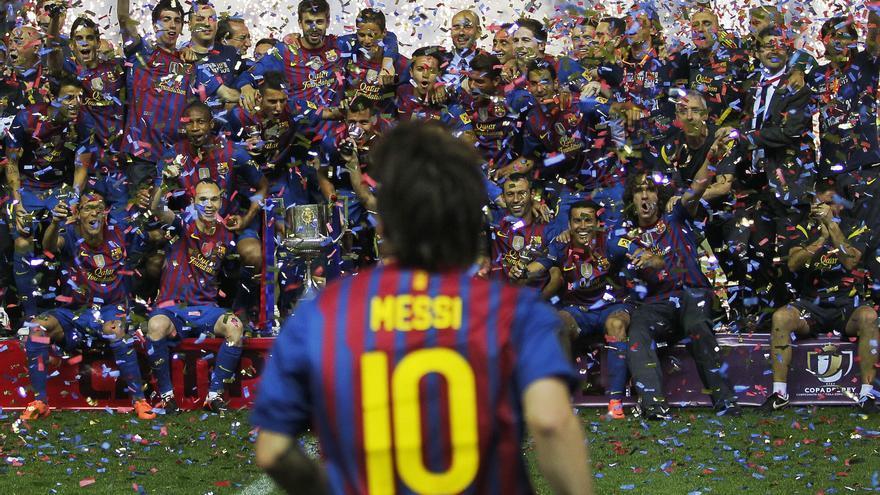 Was nun, Lionel Messi?