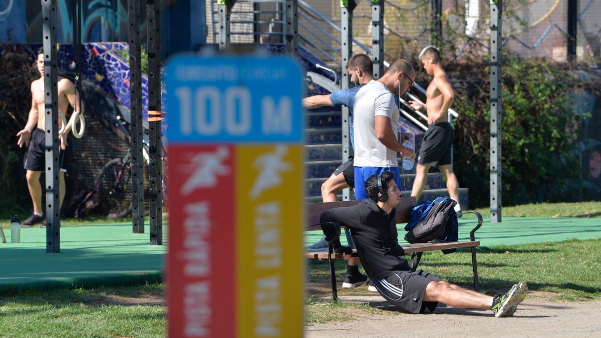 La capital adopta nuevas medidas para el uso de las instalaciones deportivas durante la fase 3