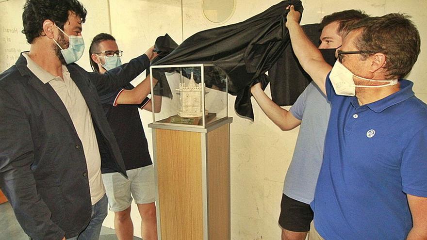 Blanes lliura la Font Gòtica als col·lectius sanitaris