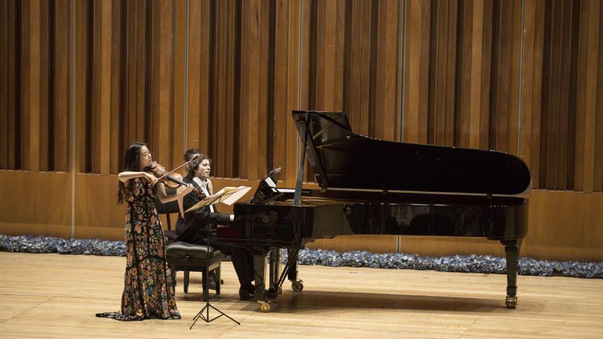 Las jornadas de piano de Oviedo reprograman dos de los conciertos de esta temporada