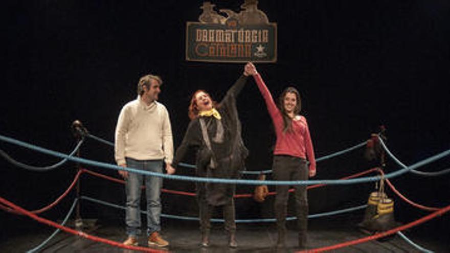Laia Alsina s'imposa en el Torneig de Dramatúrgia Catalana