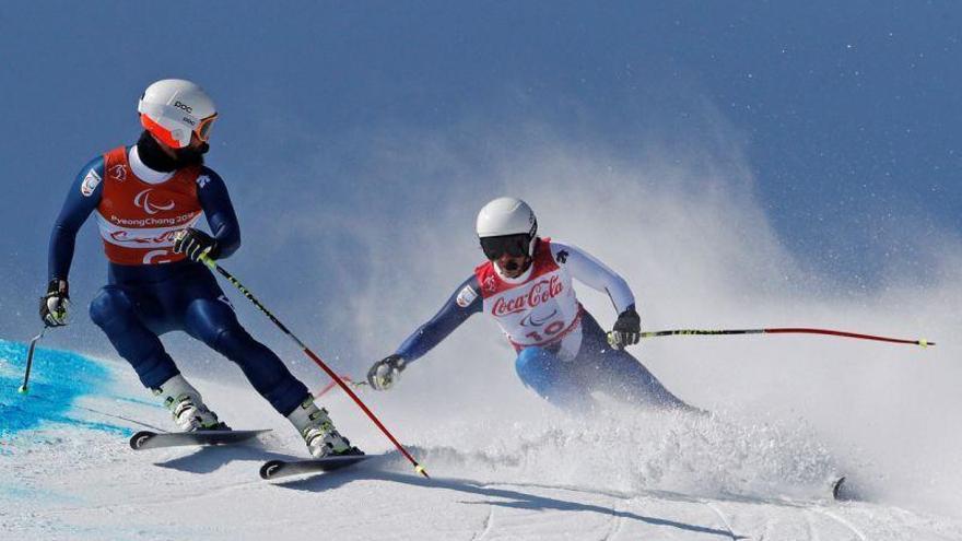 Santacana y Galindo se cuelgan la plata en los Juegos Paralímpicos