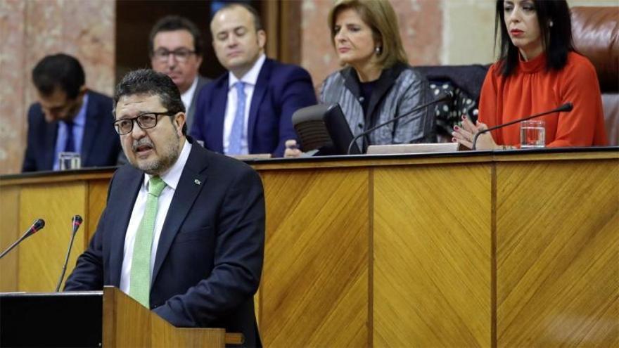 Vox presidirá la comisión de la Memoria Histórica del Parlamento andaluz