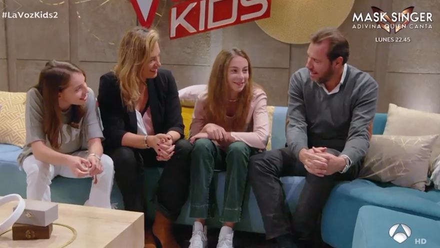 VÍDEO | Así de espectacular canta la hija del alcalde de Valladolid en La Voz Kids