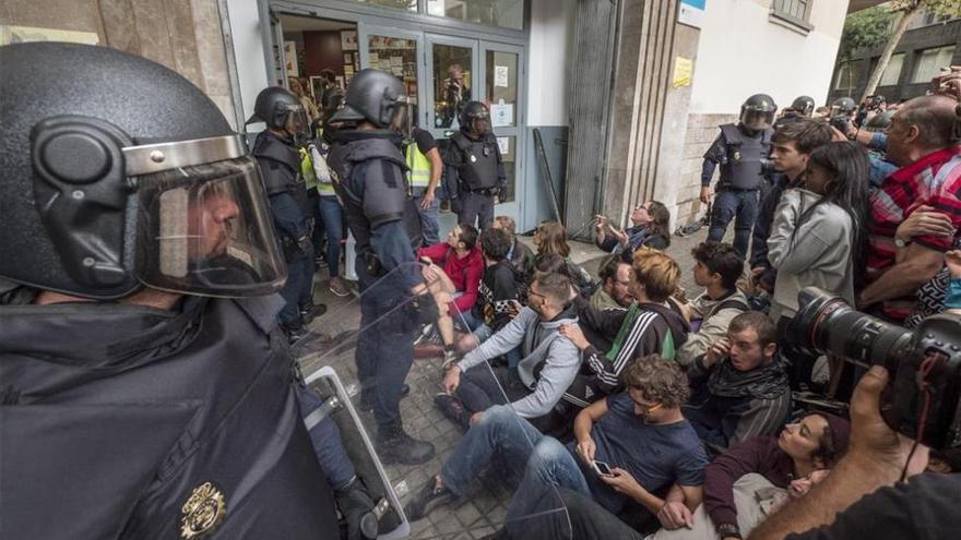 ANC y Òmnium llaman a una huelga general el 3 de octubre en Cataluña