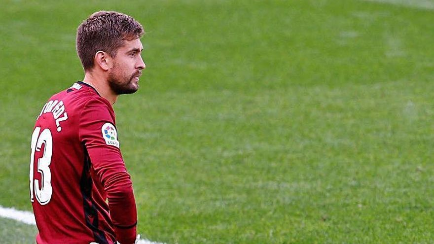 Aitor Fernández es el elegido por el Athletic