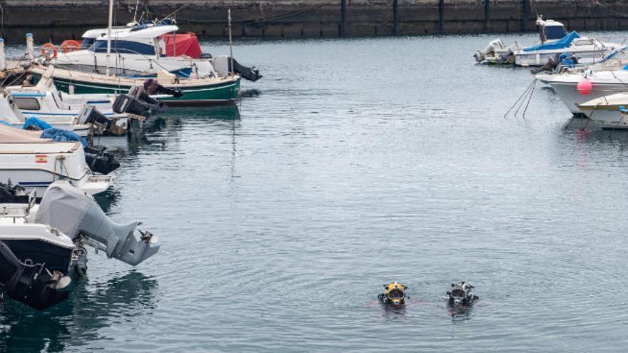 Un jubilado extranjero, el hombre hallado muerto en aguas de Taliarte