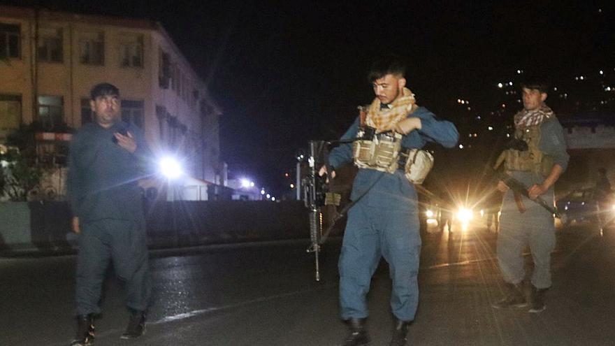 Una potent explosió sacseja una zona residencial d'alta seguretat a Kabul