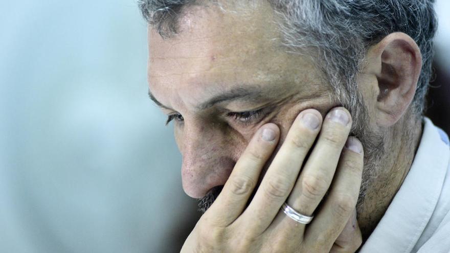 """Urralburu: """"No es momento de dimisiones"""""""
