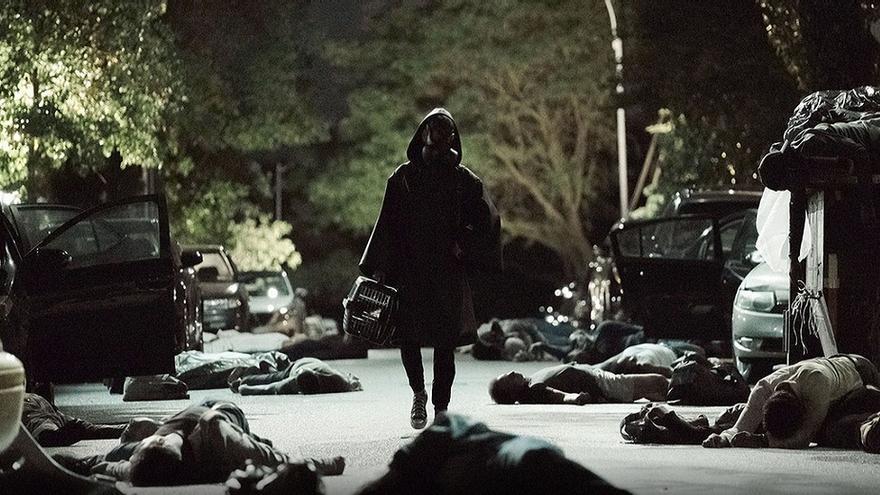 """¿Quién sería para ti, si pudieras elegir, """"Y, el último hombre"""" en la Tierra?"""