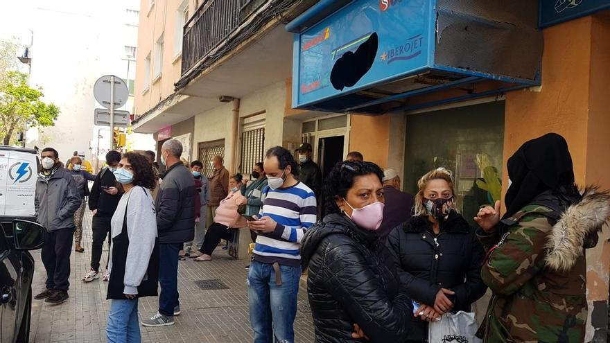 Paralizado el desahucio de una familia con tres menores en Mallorca