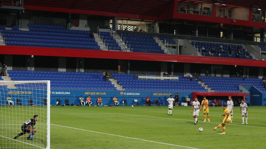 El Procicat i el Barça acorden celebrar el Gamper amb 3.000 espectadors i a l'estadi Johan Cruyff