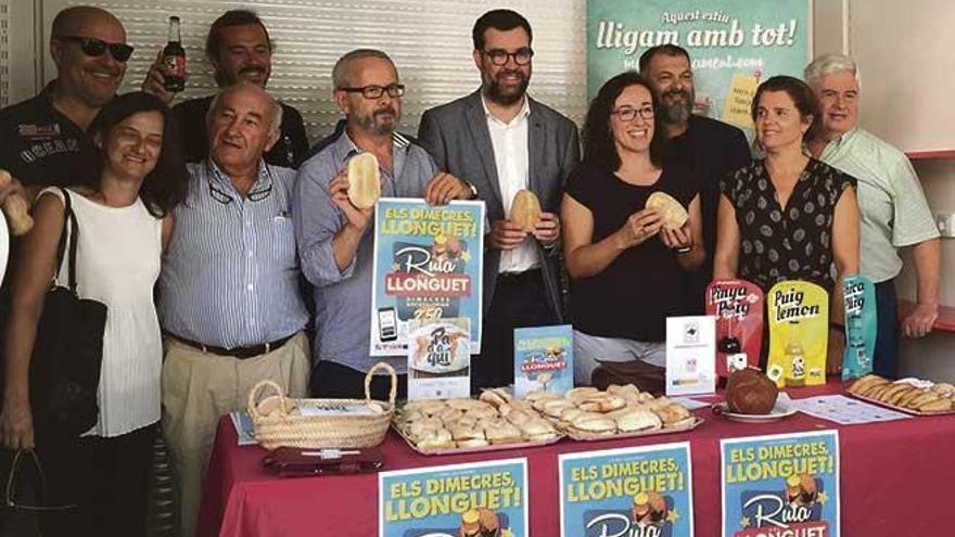 """In Palma de Mallorca startet die diesjährige """"Brötchen-Route"""""""