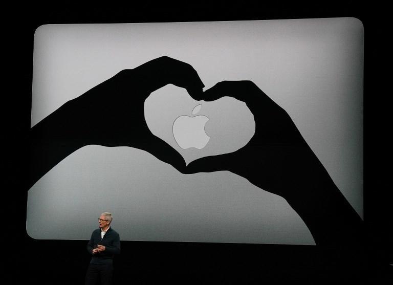 Apple presenta los nuevos iPad y MacBook