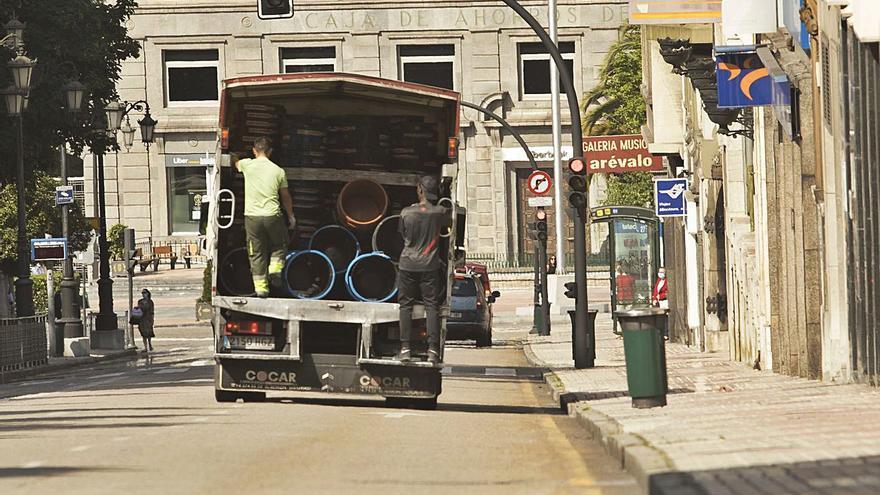 Oviedo quiere recoger el cubo marrón a diario y multiplicar por ocho su reciclaje