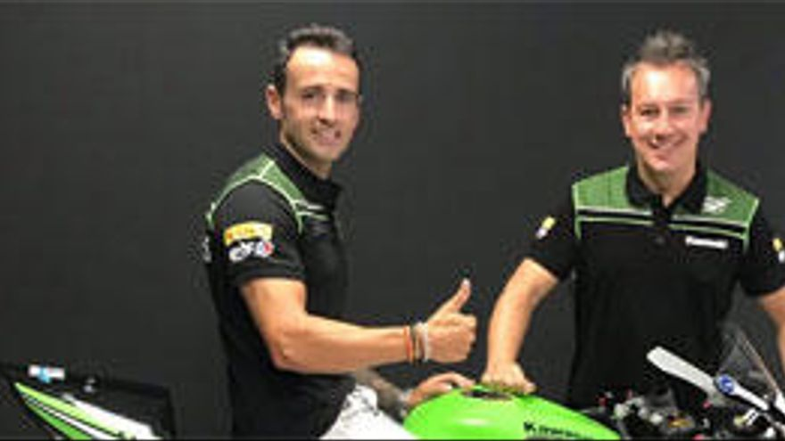 Héctor Barberá encuentra nuevo equipo tras el misterioso robo de su moto