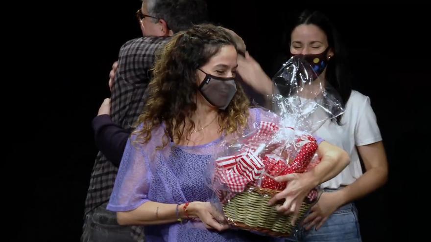 Bàrbara Mestanza guanya el segon combat del Torneig de Dramatúrgia