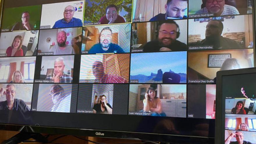 Telde celebra 'on line' el Día de Canarias