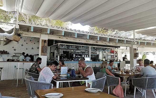 5 Illes Beach & Sunset La nueva arrocería mallorquina