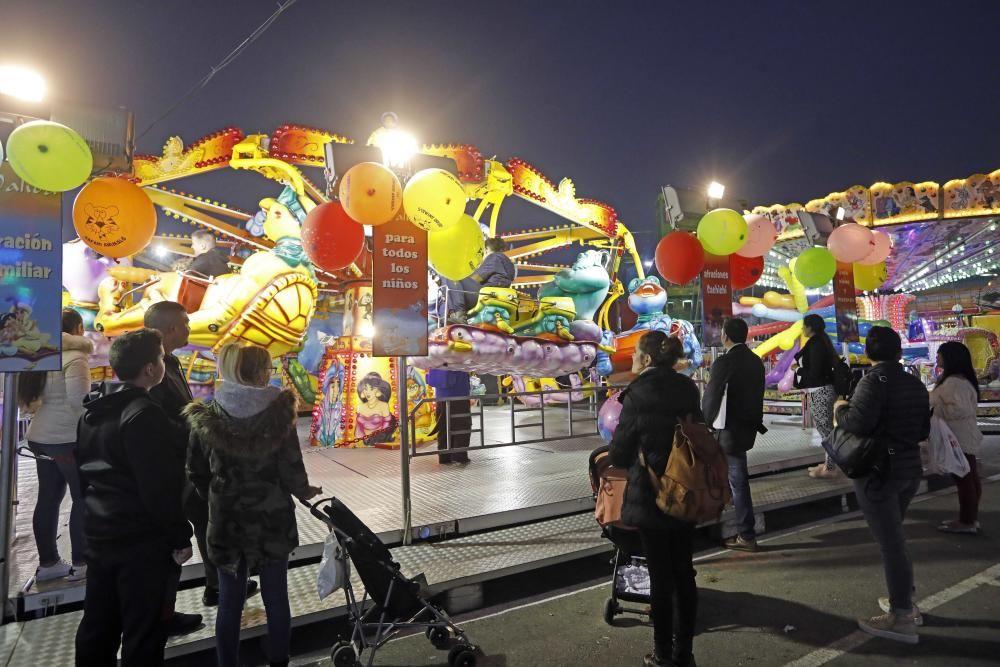 Feria de Atracciones de Navidad 2018