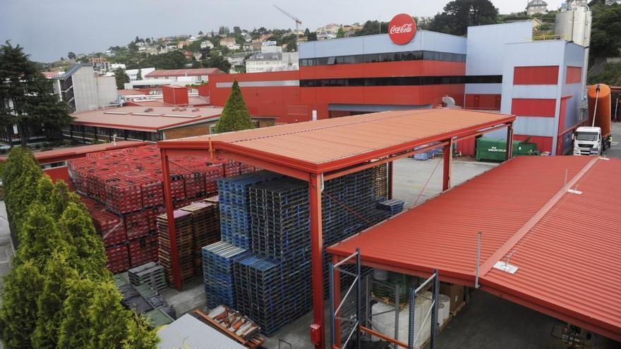 La planta de Coca-Cola European Partners en A Coruña, galardonada por su política de seguridad laboral