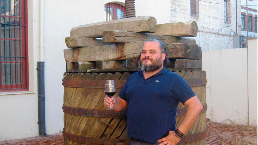 """Felipe Nalda: """"La Feria del Vino es un reconocimiento a Toro, a los viticultores y a la comarca"""""""