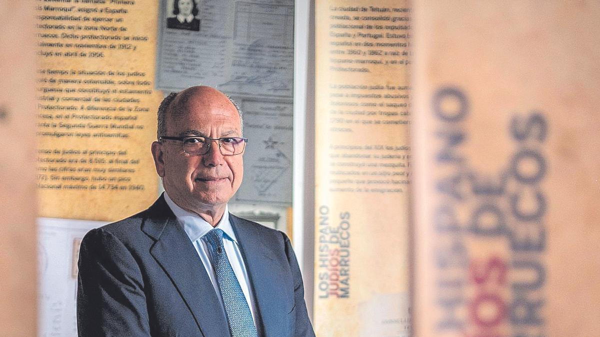 Isaac Qerub Caro.