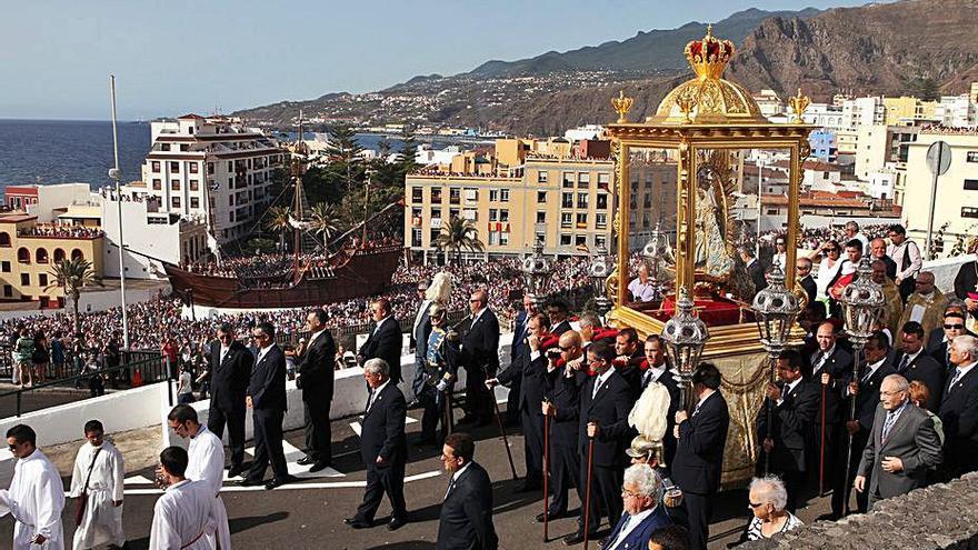 Santa Cruz de La Palma pide iniciar el expediente para declarar BIC a la Bajada