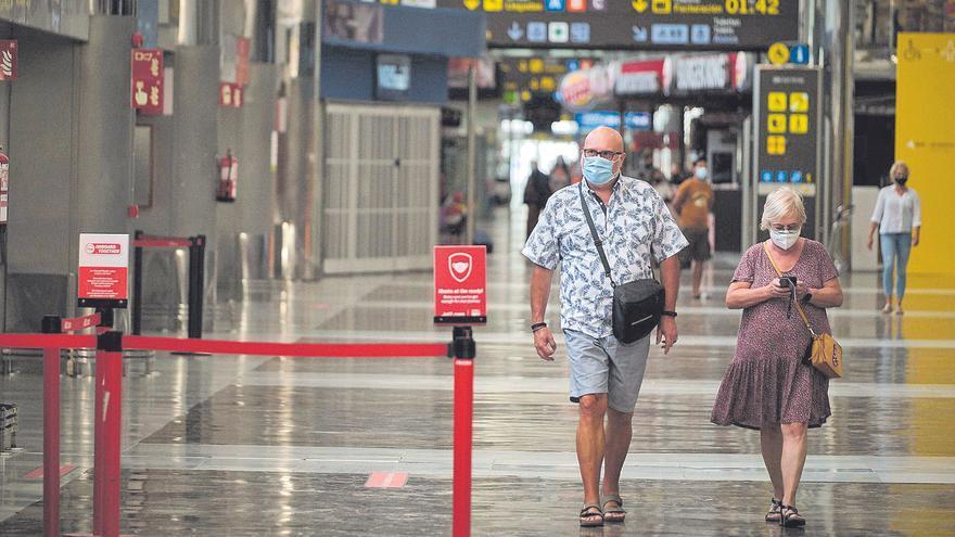 Los alcaldes del Sur exigen a AENA que inicie la nueva terminal antes de 2026