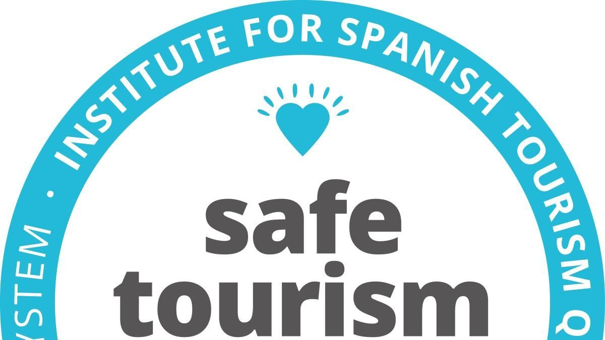 Sello Safe Tourism Certified del ICTE.