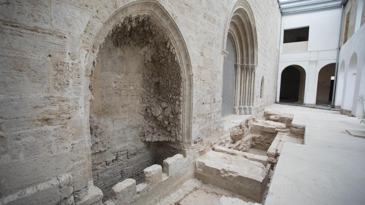 Monasterio de la Roqueta de San Vicente.