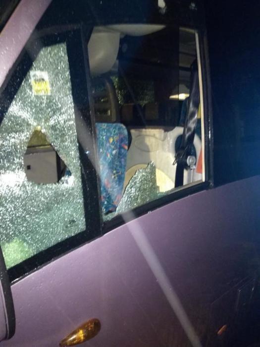 Alsa denuncia ataques vandálicos a 5 vehículos