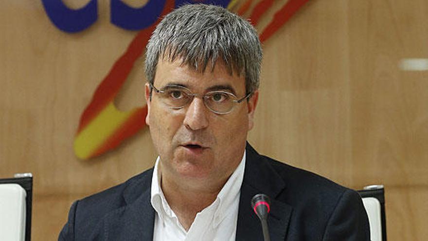 Miguel Cardenal anuncia que no seguirá al frente del CSD