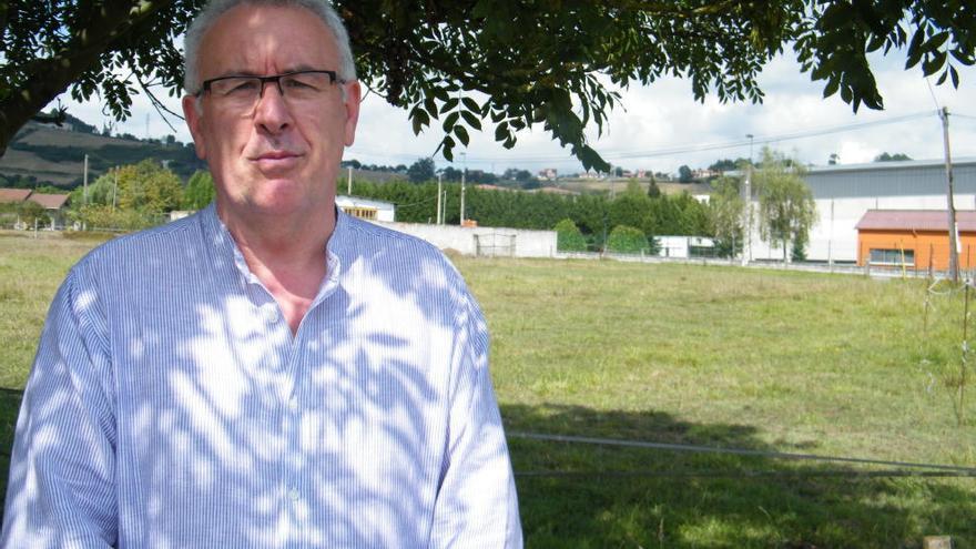 Cayo Lara respalda la candidatura de Fernando Díaz Rañón para dirigir IU de Asturias