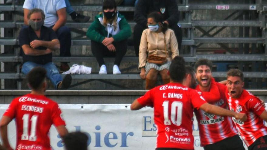 El Zamora CF pone a disposición de sus socios 1.135 entradas para el choque ante el Pontevedra CF